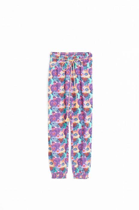 Pantaloni cu vâscoză