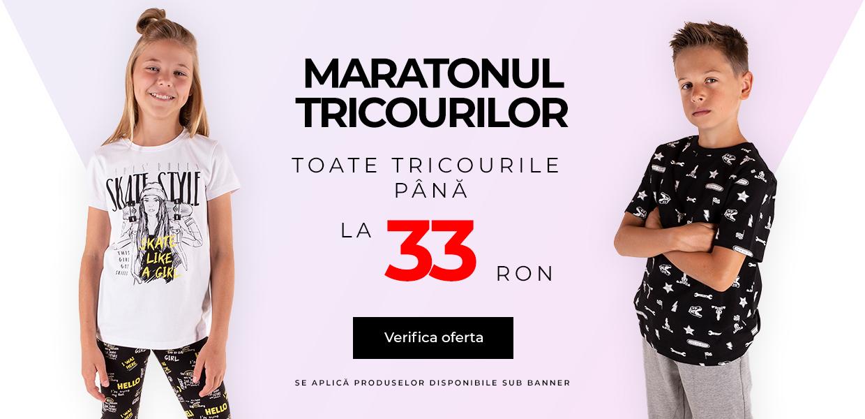 Maraton t-shirtow RO